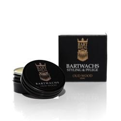 Воск для бороды Oud Wood Bartpracht - фото 4968