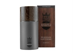 Крем для ухода за бородой и кожей  Elements Bartpracht Bart Royal Natural Premium 75ml - фото 5831