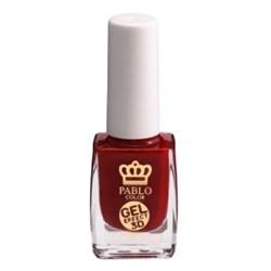 Гель-лак для ногтей 3D Pablo Color №3 темно-красный - фото 6433