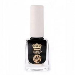 Гель-лак для ногтей 3D Pablo Color №9 черный - фото 6435