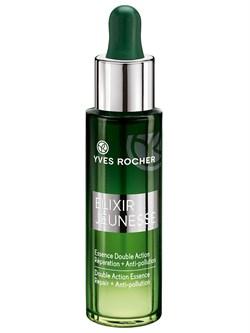 *Yves Rocher / Эссенция двойного действия для молодости кожи: восстановление + защита от негативных факторов - фото 9553