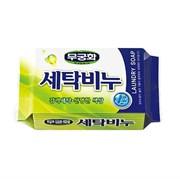💚MUKUNGHWA / Мыло хозяйственное Универсальное Laundry soap, 230 гр. Корея