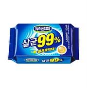 💚MUKUNGHWA / Мыло хозяйственное Стерилизующее Laundry soap, 230 гр. Корея