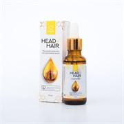 Масляный комплекс для укрепления волос Head and Hair