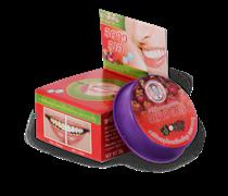 *5 STAR COSMETIC/ Травяная отбеливающая зубная паста с экстрактом Мангостина