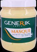 Masque nutritifau beurrede karite Gererik