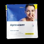 Косметическая маска с наночастицами серебра для лица «Аргенсепт», пакет-саше №1