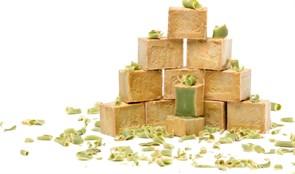 Алеппское мыло традиционное оливковое (выдержка 1 год)