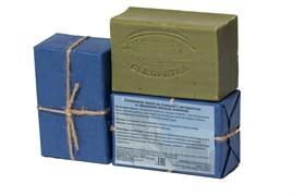 Оливковое мыло из Алеппо, натуральное 150гр. Лаванда