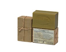 Оливковое мыло из Алеппо, натуральное 150гр. Мед