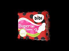 "Прокладки для критических дней ""BiBi"" Super Ultra Soft, 9 шт./уп.я"