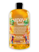 ГельдлядушаЛетняяпапайя/ Papaya summerBath & shower gel, 500мл Treaclemoon
