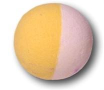 Шарик для ванны ручной работы The lemon of menton с ароматом лимона Pauline Viardot