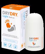 Антиперспирант/средство при умеренном потоотделении Dry Dry Light 50ml