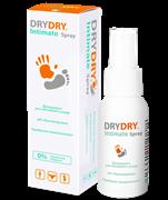 Дезодорант для интимного ухода Dry Dry Intimate Spray 50ml