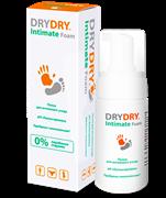 Пенка для интимного ухода Dry Dry Intimate Foam 100ml