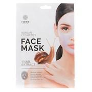 Гидрогелевая маска для лица с экстрактом улитки Fabrik cosmetology