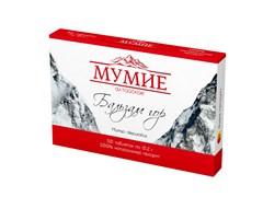 """Мумие """"Бальзам гор""""таблетки 0,2 гр №30"""