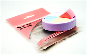 Набор спонжей для макияжа Zebo