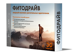 Фитодрайв капс №30 Ренессанс