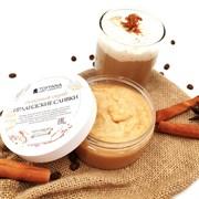 """Сахарный скраб """"Ирландские сливки"""" 250мл Toffana Craft Cosmetics"""