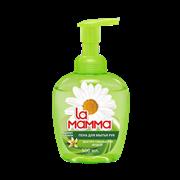 Пена для мытья рук с ароматом ванили 500 мл La Mamma