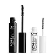 *NYX Professional Make Up Double Stacked Mascara Тушь для ресниц