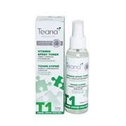 T1 Энергетический витаминный тоник- спрей. 125ml Teana