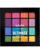 "*NYX/ Палетка теней для век ""Ultimate SHADOW PALETTE"", матовый, сатиновый, 16*0,83 гр"