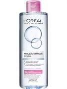 *L'Oreal Paris/ Мицеллярная вода для снятия макияжа, для сухой и чувствительной кожи,400 мл