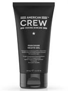 *American Crew / Гель для бритья precision shave gel, 150 мл