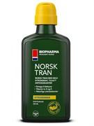* Biopharma / Норвежский рыбий жир Norsk Tran (250 мл)