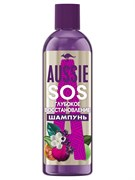 *AUSSIE / Шампунь для поврежденных волос Hair SOS, 290 мл.